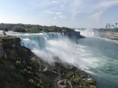 American-Canadian Falls