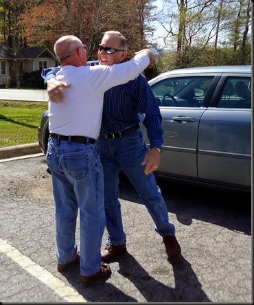 Doug and Bill