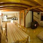 chalet Le P'tit Grenier - Salon, salle à manger - Location - Les Carroz