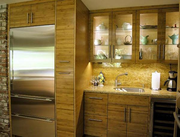 Bamboo6 Bamboo Kitchen Cabinets