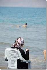 Oporrak 2011 - Jordania ,-  Mar Muerto , 18 de Septiembre  19