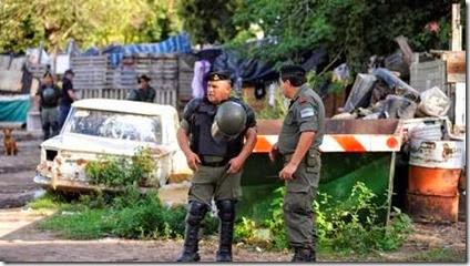 Rosario-gendarmes
