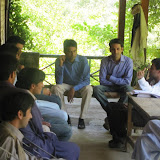 Workshop in Kalash