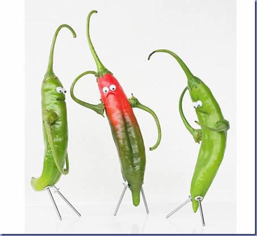 فن تشكيل الطعام عالم ريفو 9