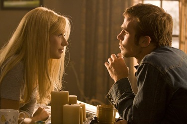 Christina Aguilera ia Ali and Cam Gigandet is Jack in Burlesque