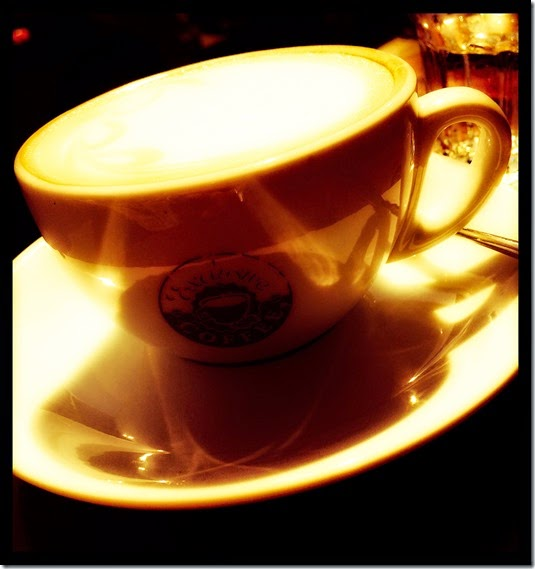 Kaffee Graf von Blickensdorf