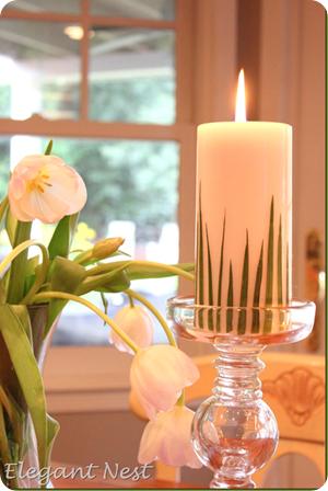 grass-candles