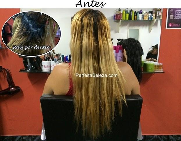 cabelo laranja feio