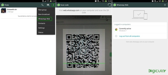 whatsapp for web screenshots tablet final