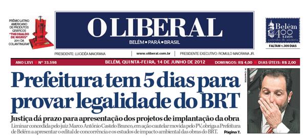 BRT Belém 2