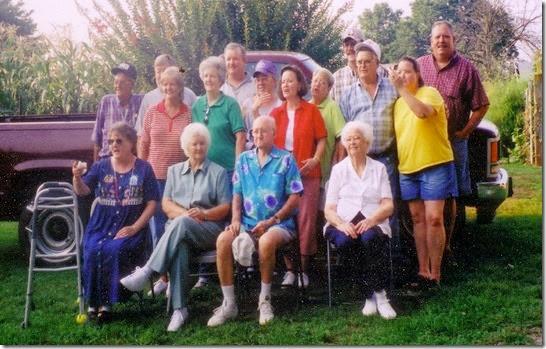 Bell's family