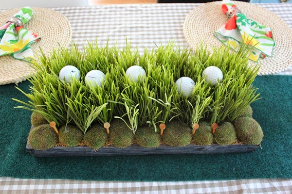 Masters Party Ideas