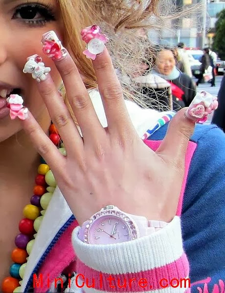 Cute Pretty Nail Designs For School Girls Nail Designs For Girls