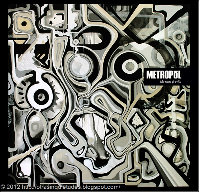 Portada Metropol. My Own Gravity