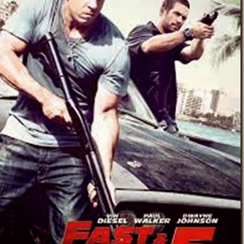 เร็วแรงทะลุนรก 5 The Fast and The Furious 5