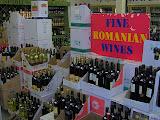 Romanian wine at Alpine Village in Torrance, CA