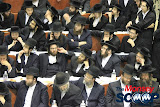Yartzheit Tish For Stamar Rebbe Held In Satmar Beis Medrash Of Monsey (Photos by Moshe Lichtenstein) - IMG_5509.JPG