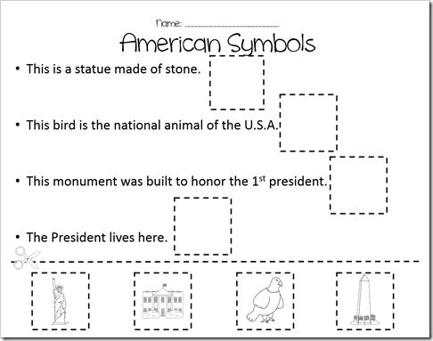 Us Symbols Worksheets Free Worksheets Library | Download and Print ...