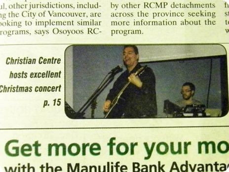 1-Osoyoos Times Concert 2012
