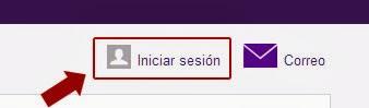 Iniciar Sesión en Yahoo