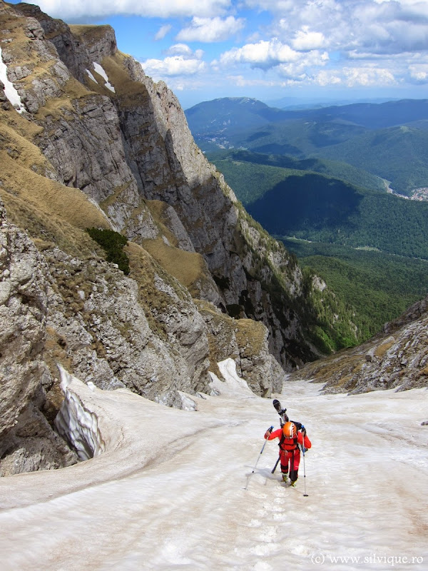 2013.05.25 - Bucegi - Schi pe Valea Alba