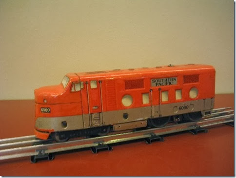 Marx Southern Pacific #6000 Diesel Locomotive