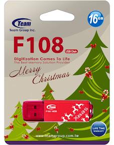 Christmas - F108-X'mas USB