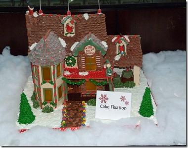 Gingerbread Workshop 1