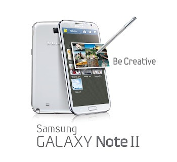 Samsung GALAXY Note II Philippines Globe and SMART