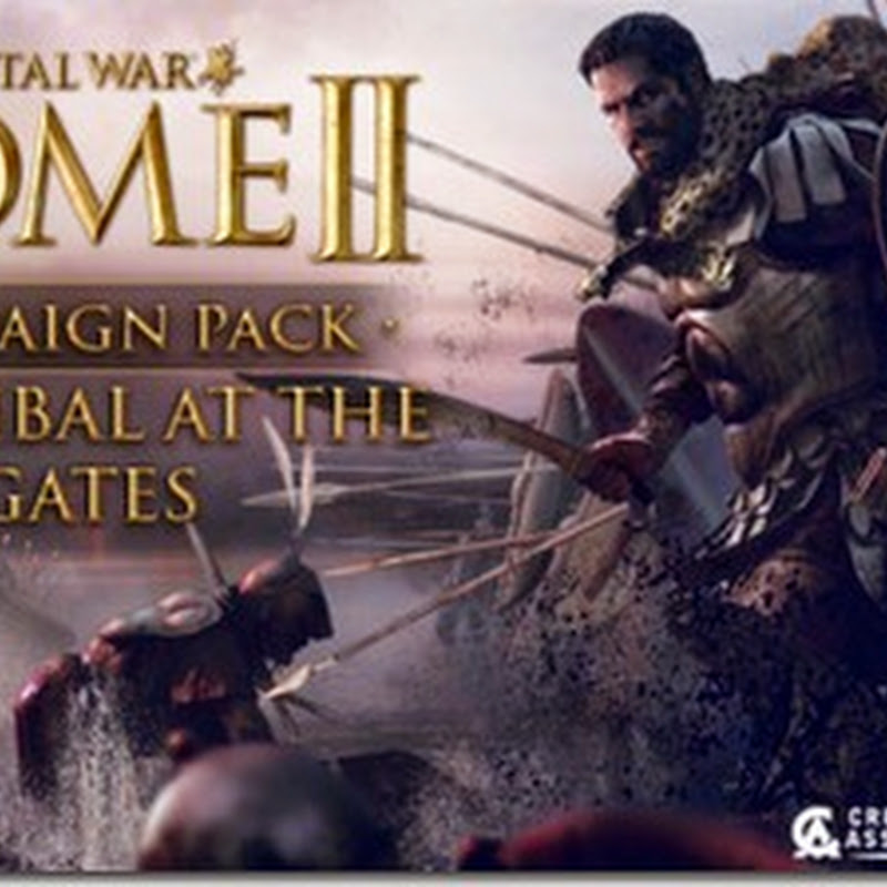 TOTAL WAR ROME II : HANNIBAL AT THE GATES - (RELOADED) [FULL|2014|ONE2UP]