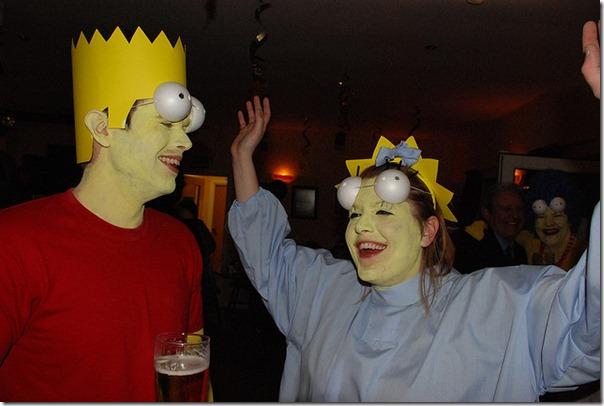 disfraz de los Simpson todohalloween (2)