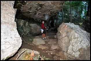 28 - Rock Garden Trail - Under the Cliffs