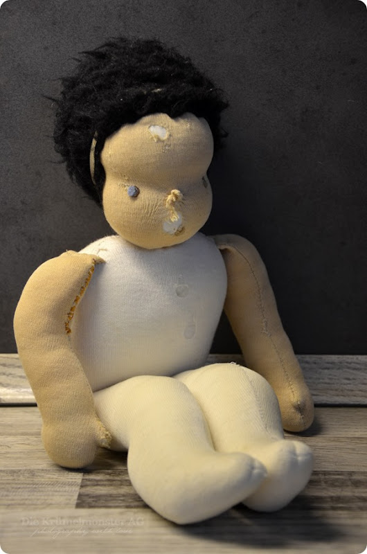 Julchen - meine allererste Puppe