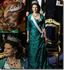Queen Silvia - Ceremony