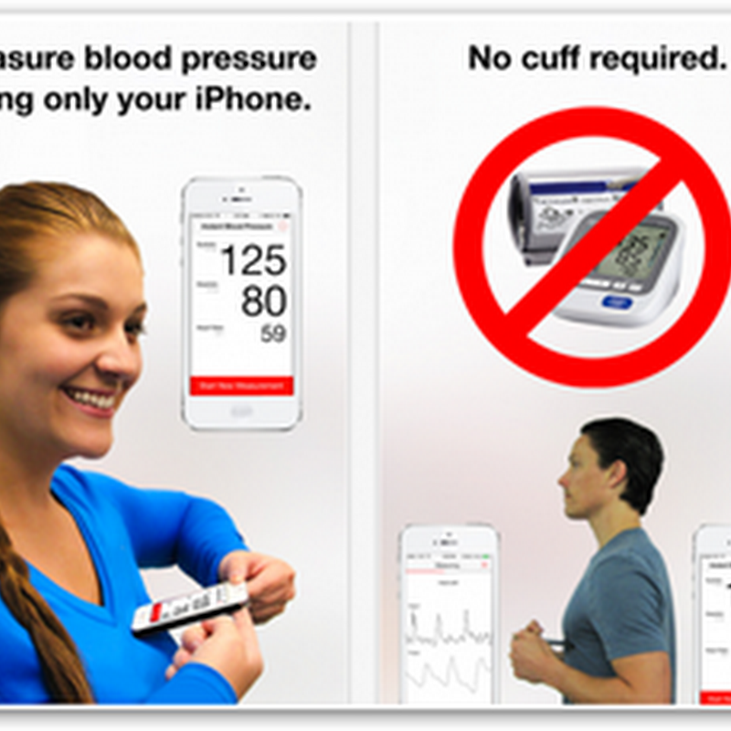 "Apple and Google Have Still Not Removed Dangerous App Used for Checking Blood Pressure and More ""Me Too Apps"" Arrive"