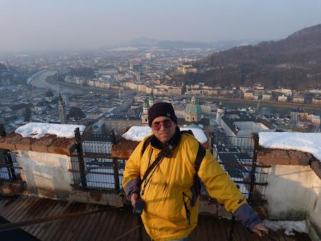 8. sus pe cetatea din Salzburg.JPG