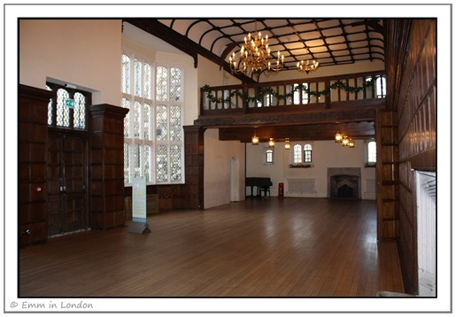 Hall Place Great Hall