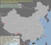 EOZ of China