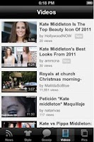 Screenshot of Kate Middleton Up-Close!