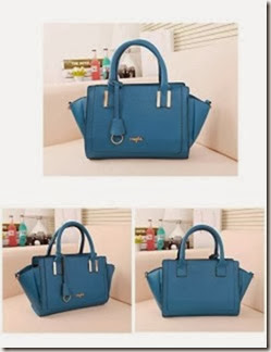 U1628 BLUE (220.000) - MATERIAL PU SIZE L41XH22XW11CM WEIGHT 750GR COLOR BLUE,ROSE,RED,BLACK