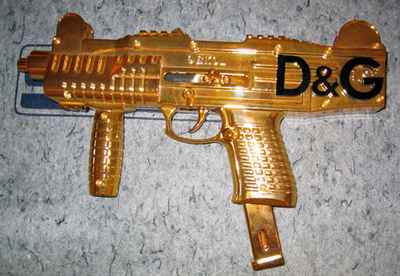 D and g desinger gun