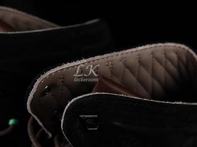 nike lebron 10 sportswear black mint nubuck 6 10 Nike Sportswears LeBron X EXT Black / Mint (607078 001)