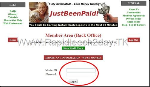 How to/Guide to withdrawing funds from your Tripler & JSS Account - Justbeenpaid
