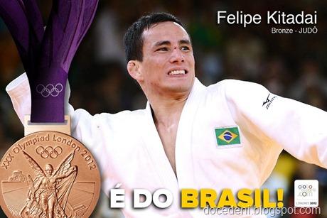 Judoca Felipe