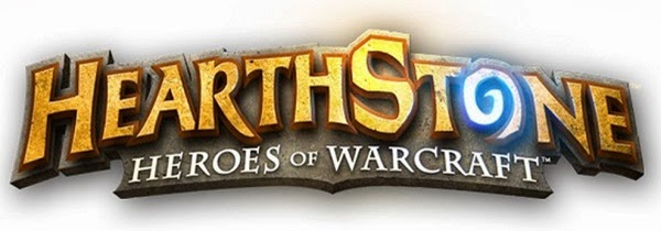 Hearthstone Heroes of Warcraft game logo
