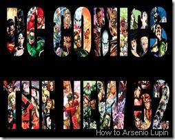 Orden de lectura de The New 52 de DC por Negativo