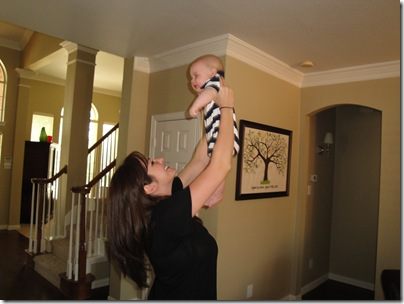 4.  Mommy and Knox