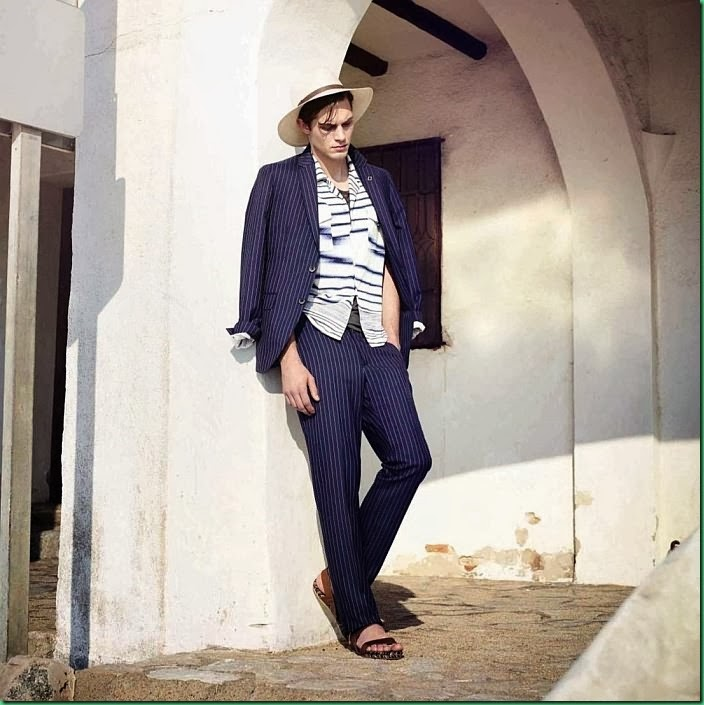 Greg Nawrat for GQ Spain March 2014