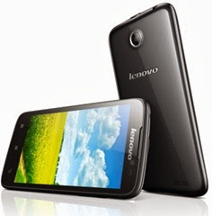 Lenovo A850 with quad-core processor Android 4.2 Jelly Bean and Dual-sim support