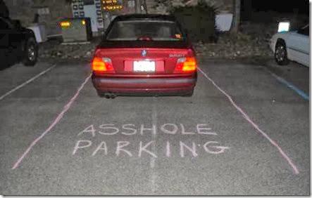 ahole parking